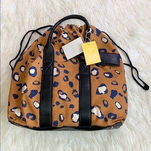 Phillip Lim X Target Leopard print Drawstring Bag